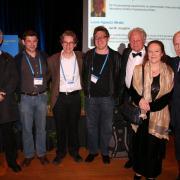 EGU 2012 - Michael Ghil has been awarded the Alfred Wegener Medal & Honorary Membership