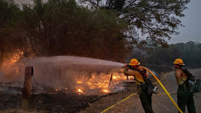 Tackling Challenges of a Drier, Hotter, More Fire-Prone Future